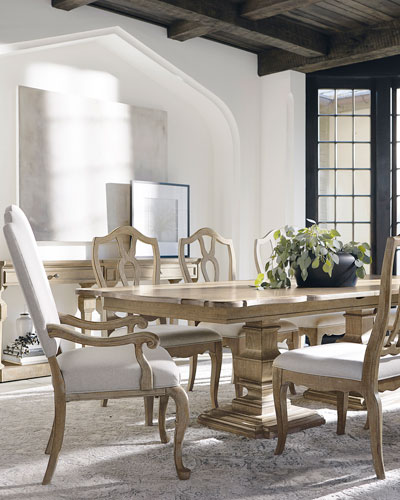Villa Toscana Pedestal Dining Table