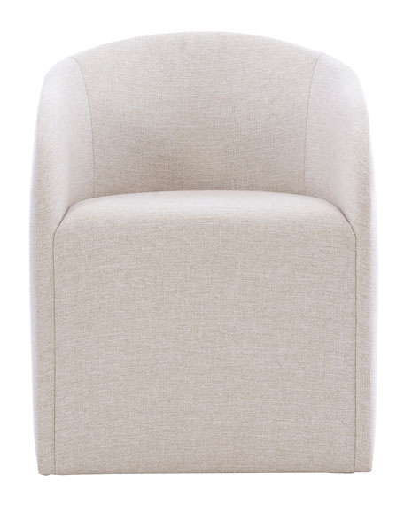 Finch Castered Arm Chair