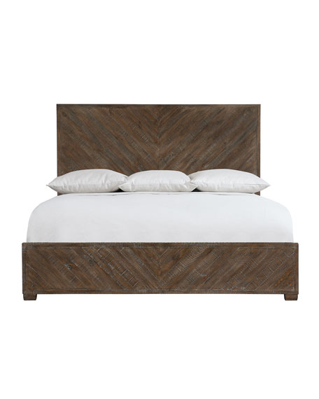 Fuller Queen Panel Bed
