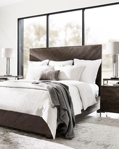 Fuller Queen Panel Bed