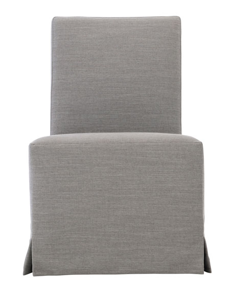 Mirabelle Slip Cover Look Side Chair
