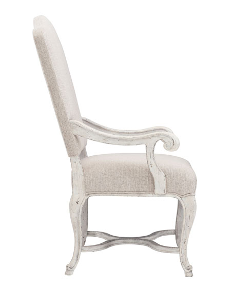Mirabelle Upholstered Arm Chair