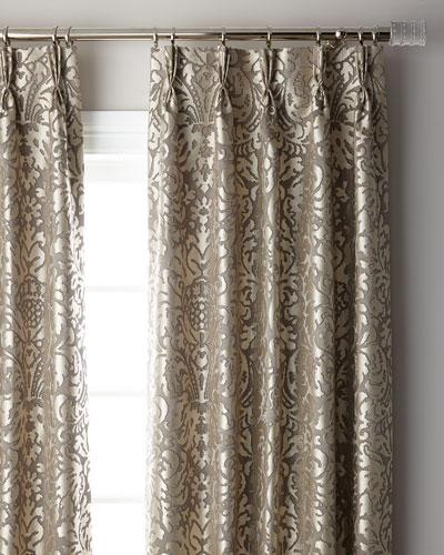 Bellantine 3-Fold Pinch Pleat Blackout Curtain Panel  132