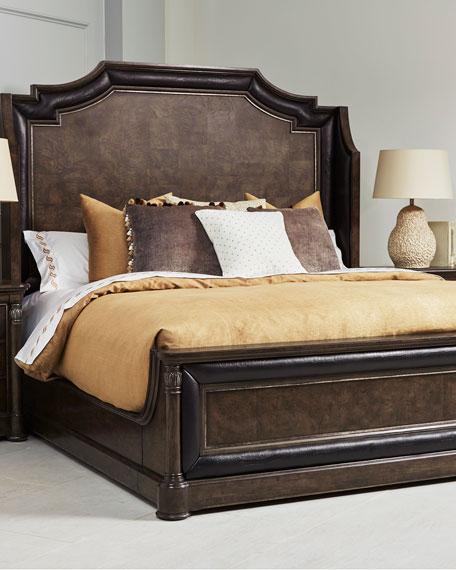 Noah California King Panel Bed