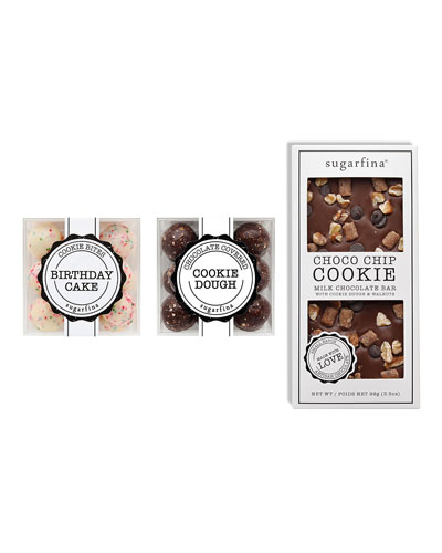 The Cookie Collection Kit Cookie Trio Bundle