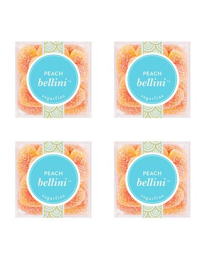 Peach Bellini Small 4-Piece Cube Kit