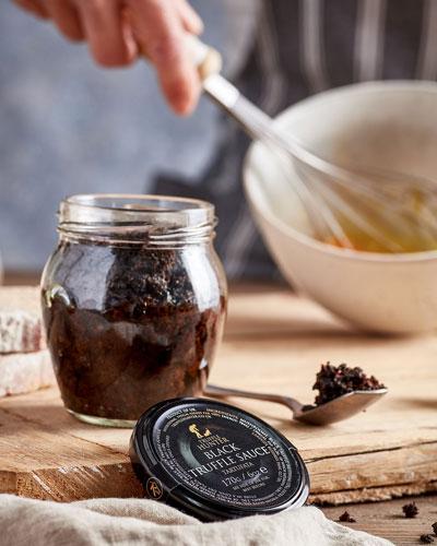 Black Truffle Sauce  Tartufata