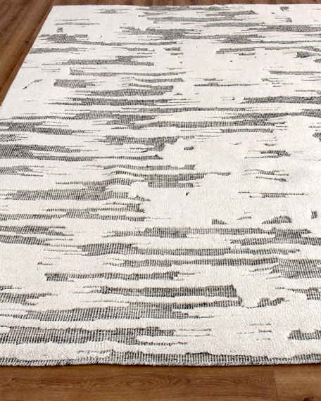 Exquisite Rugs Paradise Hand-Loomed Rug, 8' x 10'