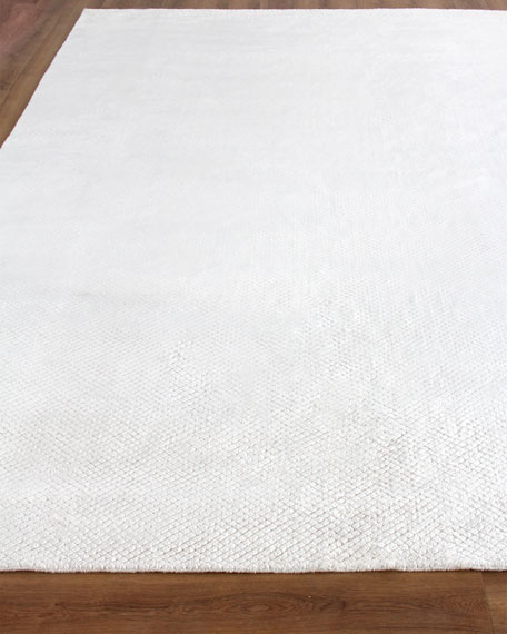 Exquisite Rugs Asher Hand-Loomed Rug, 10' x 14'