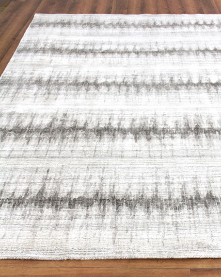 Exquisite Rugs Emerson Hand-Loomed Rug, 10' x 14'