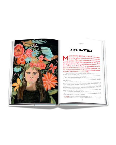 """""""Vital Voices: 100 Women Using Their Power to Empower"""" Book"""