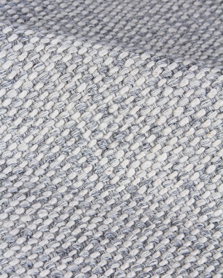 Darien Hand-Woven Rug, 9' x 12'