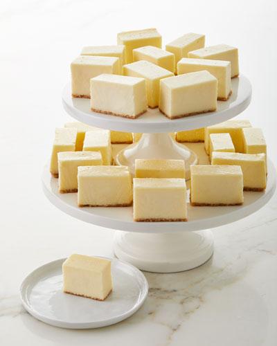 Vanilla Cheesecake Bites