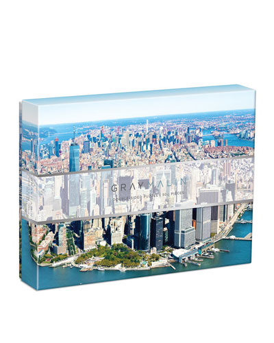 Gray Malin 500 Piece Double-Sided Puzzle