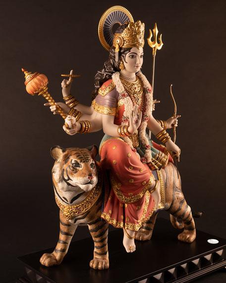 Goddess Durga Figurine