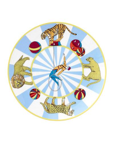 Circus Dessert Plate