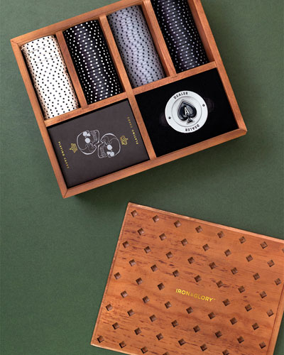 Dead Man's Hand Poker Set