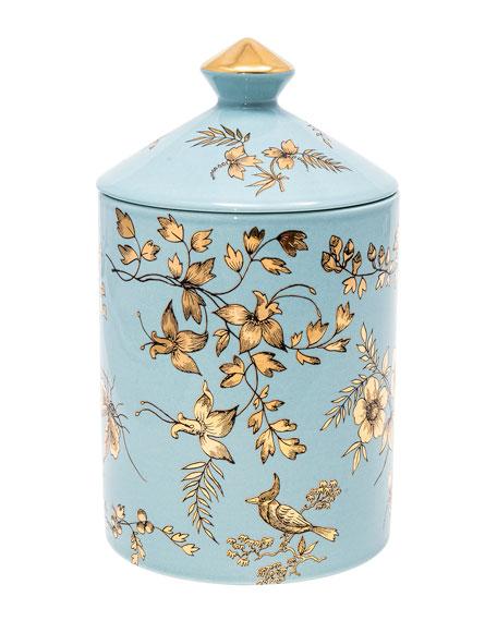 Fornasetti Flora Coromandel Candle, 10.5 oz.