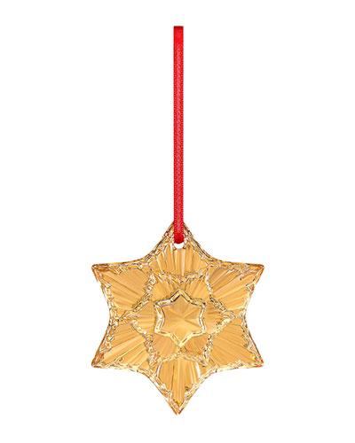 2020 20k Gold Annual Ornament