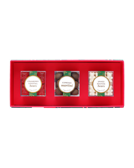 Holiday Sips 3-Piece Bento Box