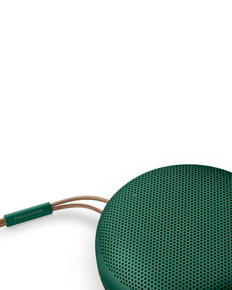 BeoPlay A1 2nd Generation Speaker, Green