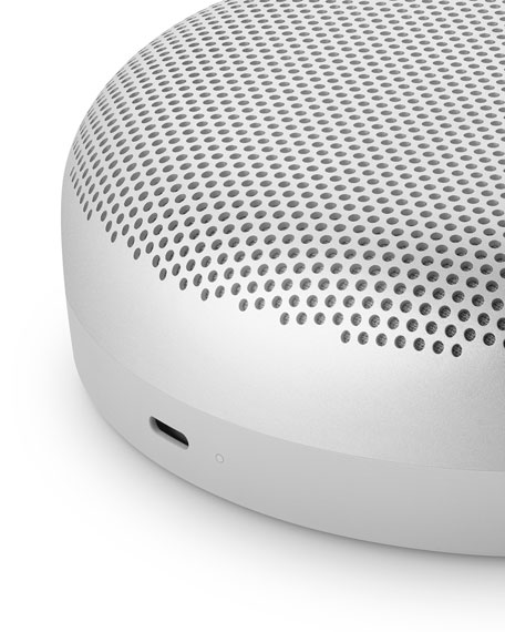 BeoPlay A1 2nd Generation Speaker, Gray