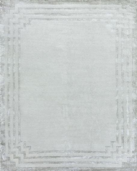 Olympia Hand-Knotted Rug, 8' x 10'