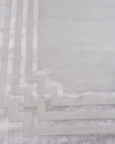 Olympia Hand-Knotted Rug, 9' x 12'