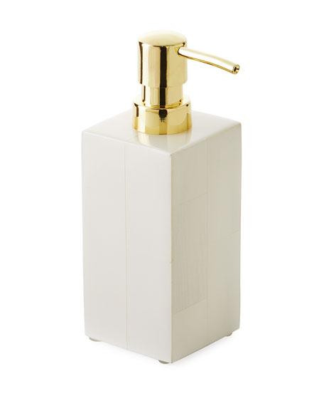 Arles Faux Horn Soap Pump