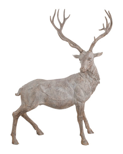 31 Wood Brown Stag