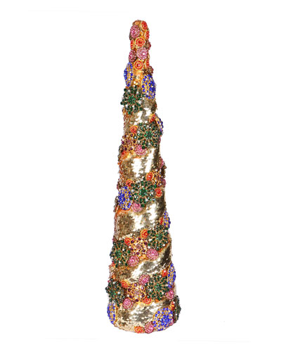 22 Jewel Cone Tree