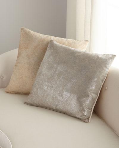 Hair Hide Pillow  22Sq.