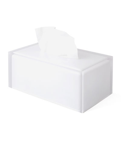 Hollywood Long Tissue Box Cover