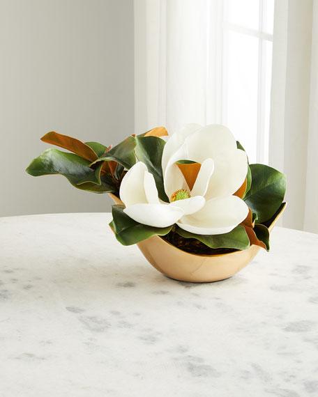 Southern Gold Magnolia Arrangement