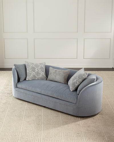 Amara Curved Sofa  98