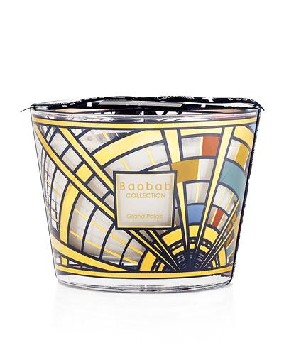 Max 10 Grand Palais 4 Candle