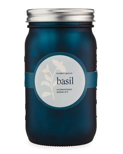 Garden Jar - Basil
