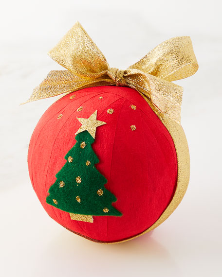 Deluxe Christmas Tree Surprize Ball