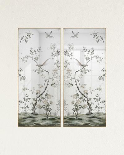 Roku Mirror Panels  Set of 2