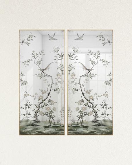 Roku Mirror Panels, Set of 2