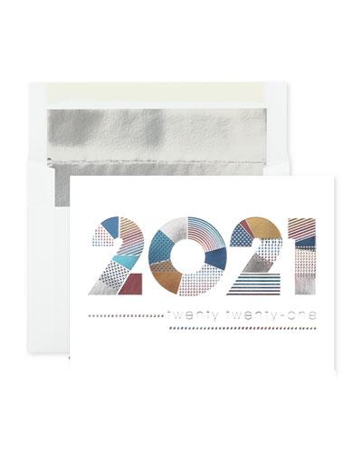 2021 Decorative Calendars  Set of 25