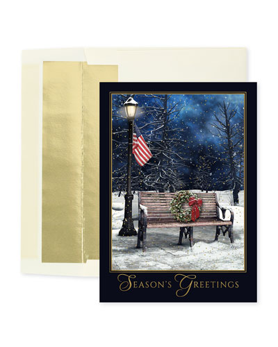 Winter Pride Greeting Cards  Set of 25