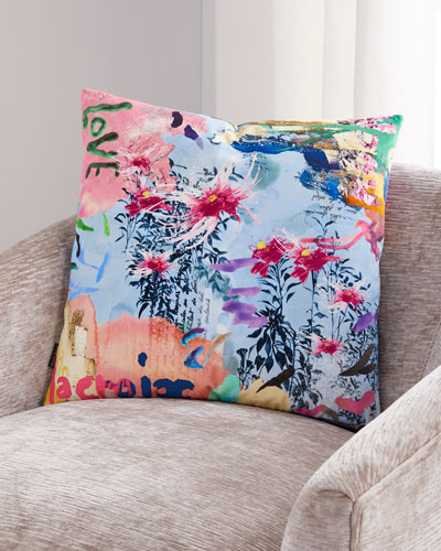 L Herbier Ruisseau Pillow