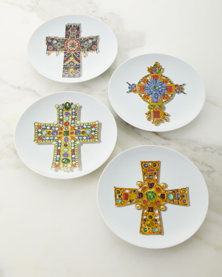 Christian Lacroix Love Who You Want Plates, Set