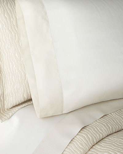 Pair of Larro Sateen Standard Pillowcases