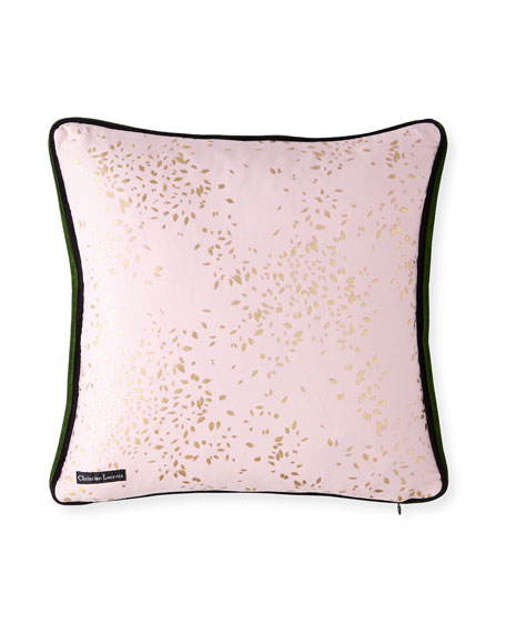 Ondine Bourgeon Pillow