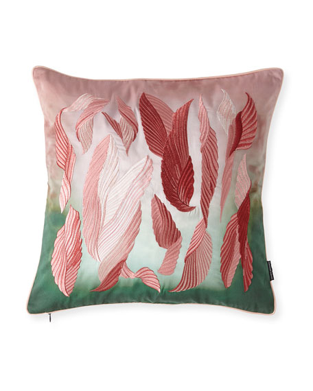 Christian Lacroix Cascade Bourgeon Pillow
