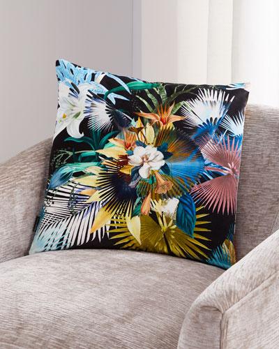 Oiseau de Bengale Marais Pillow