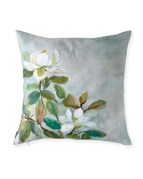 Kiyosumi Celadon Pillow