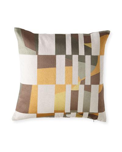 Glasshouse Topaz Pillow